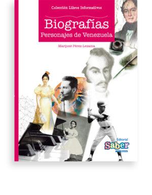 Biografías. Personajes de Venezuela